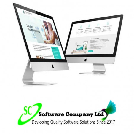 I will design website for you