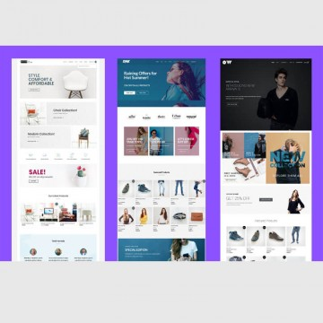 wordpress ecommerce website using woocommerce