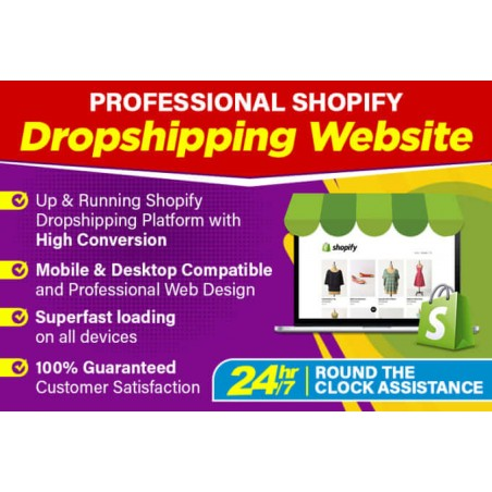 build profitable single product shopify dropshipping store